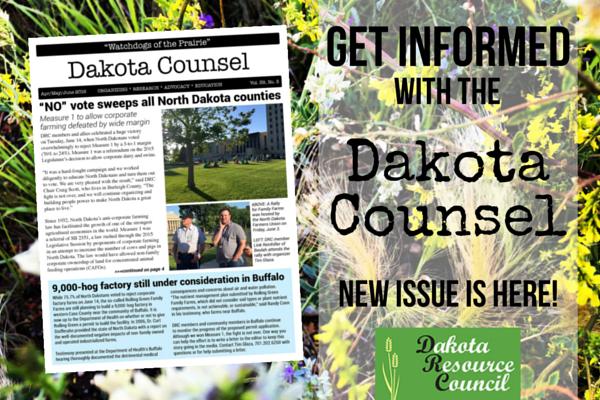 Dakota Counsel N3 new issue promo