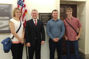 TPP Fly In - Kevin Cramer's office